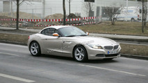 BMW Z4 post reveal spy photos