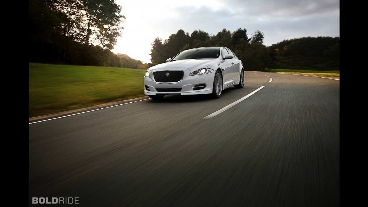 Jaguar XJ Sport and Speed Pack