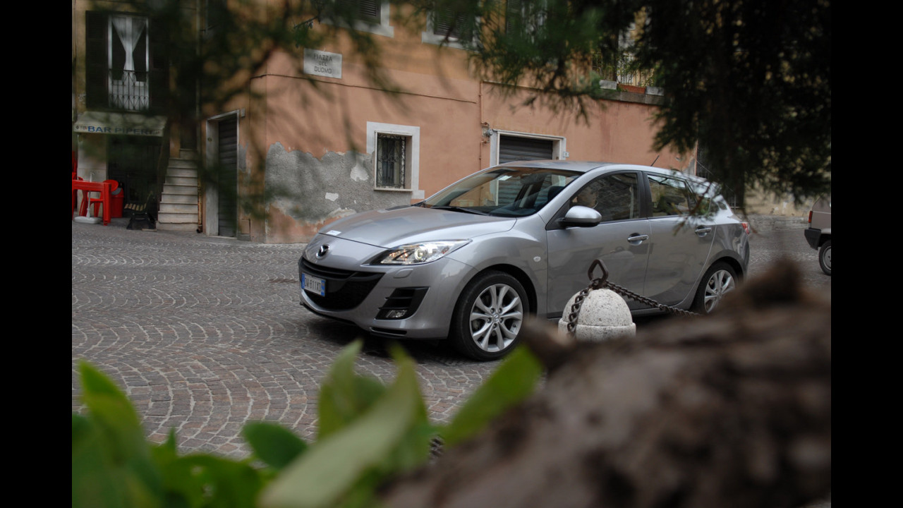 Mazda3 2.2 TD 150 CV Advanced