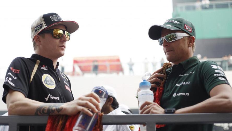 Salo tells Lotus to replace Raikkonen with Kovalainen