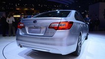 2015 Subaru Legacy live in Chicago