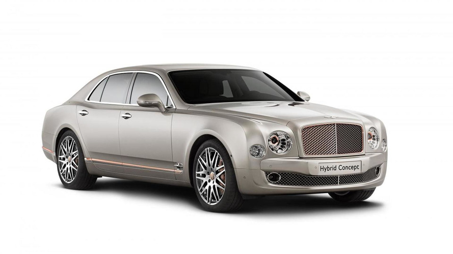 Bentley Continental GT hybrid will use V6, all models to be PHEV