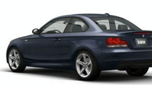 Screenshot of a BMW 135i configuration