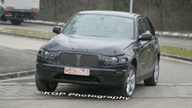 All new BMW X3 Prototype spied