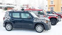 Jeep Renegade casus fotoğraflar