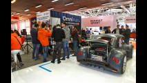 Fiat 500 Lamborghini al Motor Show di Bologna 2016