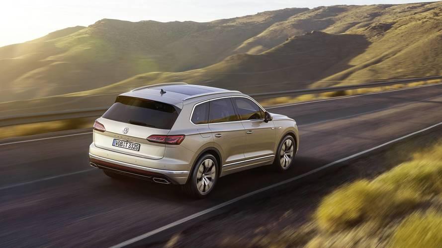 New 2018 Volkswagen Touareg