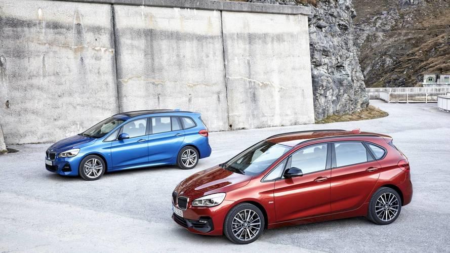 BMW Série 2 Active et Gran Tourer - Une maigre mise à jour