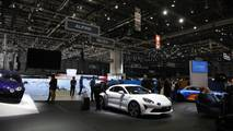 Ginebra 2018: Alpine A110 Pure y Legende