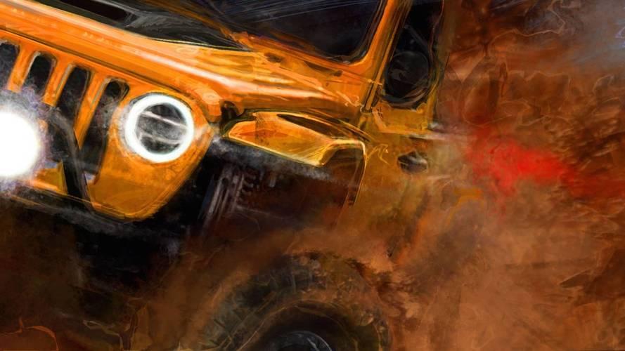 Jeep, due prototipi a Moab