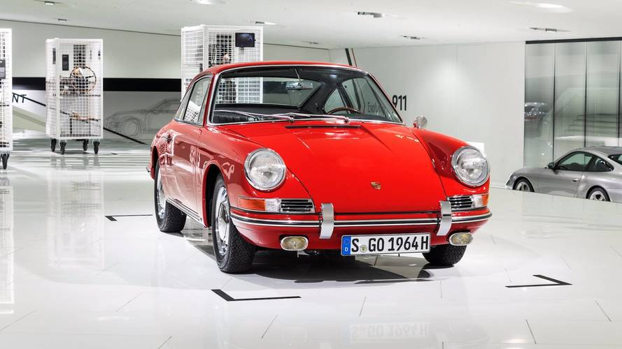 Here's The 901 On Video If You Can't Visit The Porsche Museum