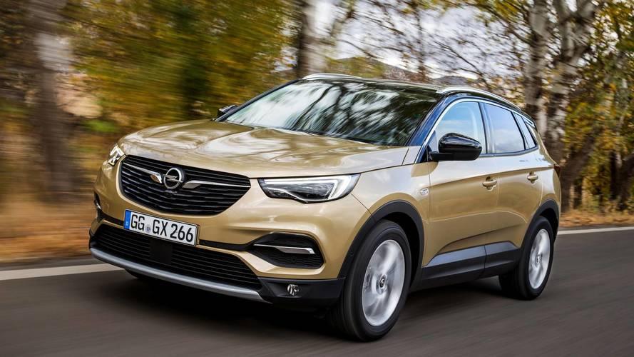 Opel Grandland X yeni motor ve donanım seçeneğine kavuştu