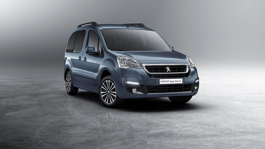 Peugeot Partner Tepee Electric debuts in Geneva, active families rejoice