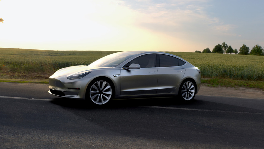 Man buys Tesla Model 3, doesn't get to enjoy it