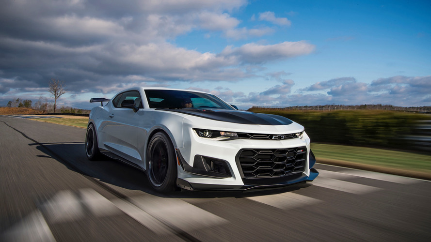 2018 Camaro ZL1 Gets Extreme 1LE Track Pack For $7,500