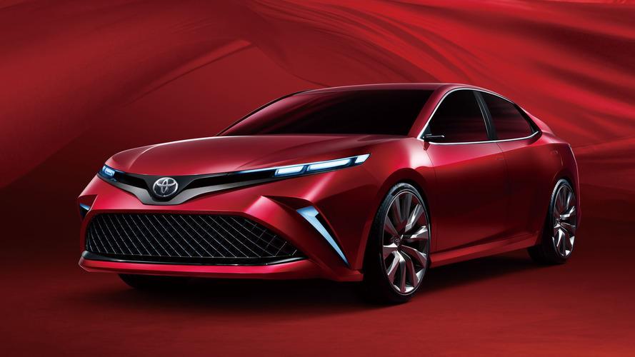 Toyota Fun Sedan Concept Çin'de tanıtıldı