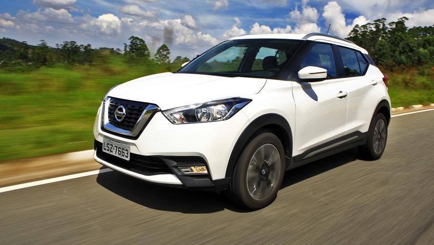 Nissan Kicks nacional terá resultados de crash test divulgados no dia 12