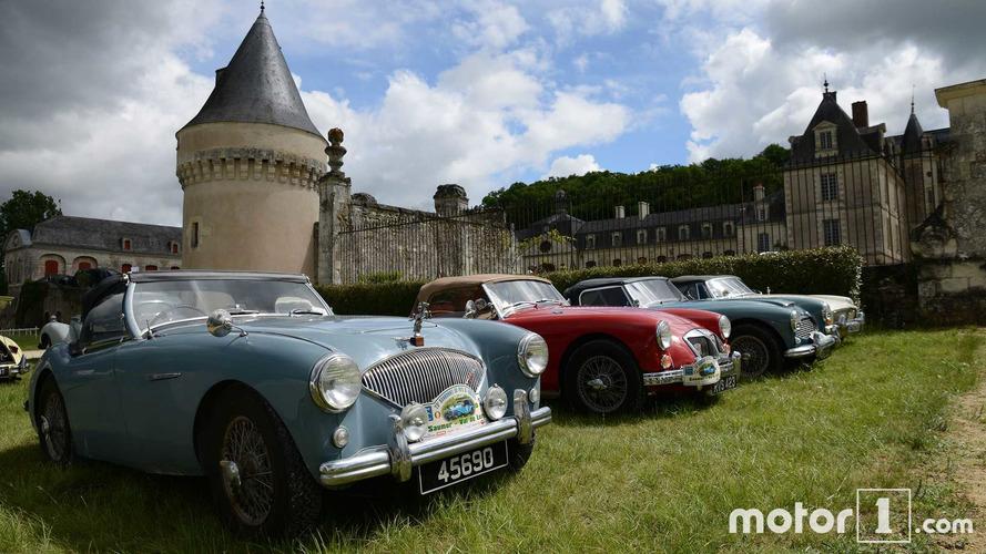 PHOTOS - Des Bugatti, Lagonda et autres Facel Vega dans le Saumurois