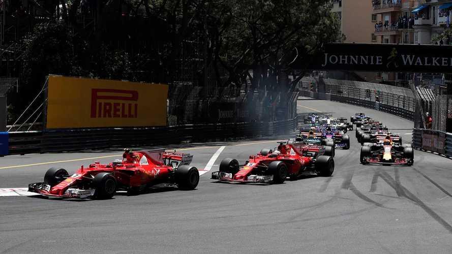 F1 – Vettel et Räikkönen offrent le doublé à Ferrari au Grand Prix de Monaco