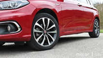 Essai Fiat Tipo 5 portes 2017