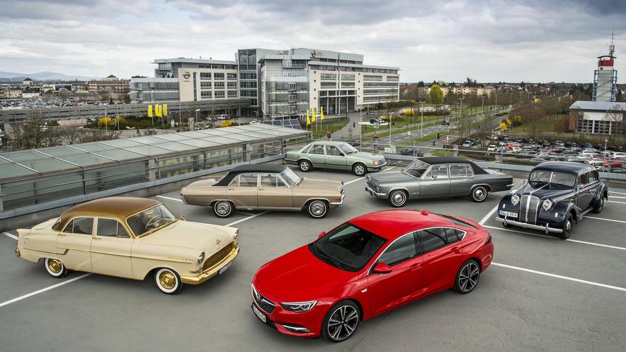 Opel, Techno Classica'ya eski ve yeniyi harmanlayarak gidecek