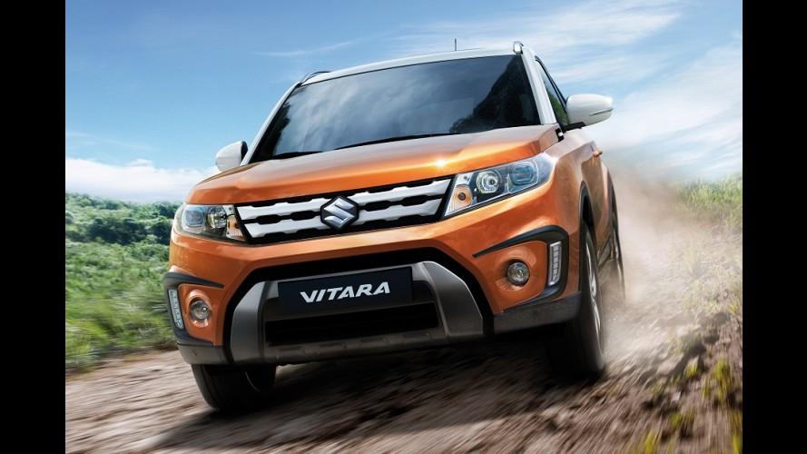 Vídeo: novo Suzuki Vitara aparece em movimento pela primeira vez