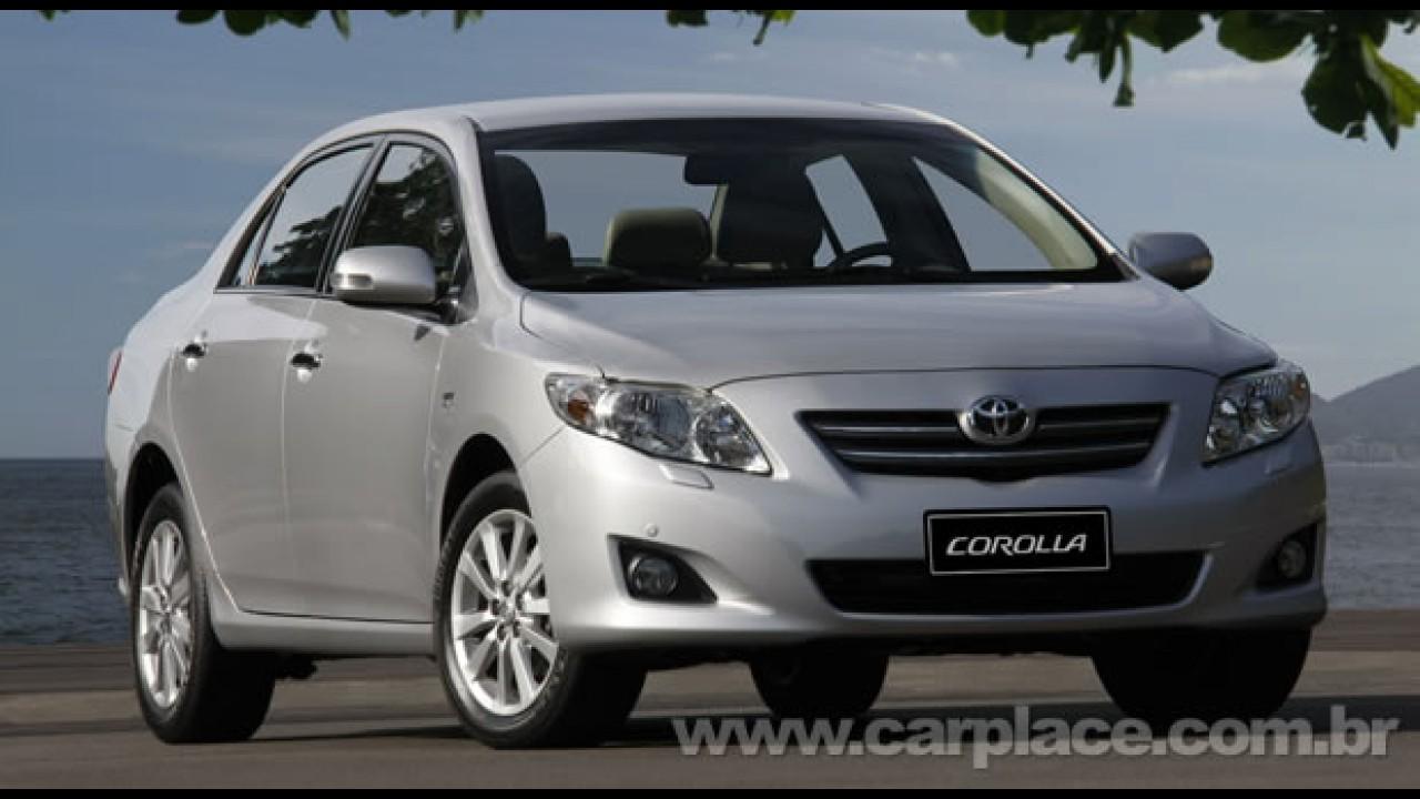 Toyota Corolla 2.0 Dual VVT-i Flex: Marca confirma lançamento este mês