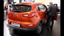 Kia lança nova geração do Sportage em Genebra - Utilitário chega ao Brasil em outubro