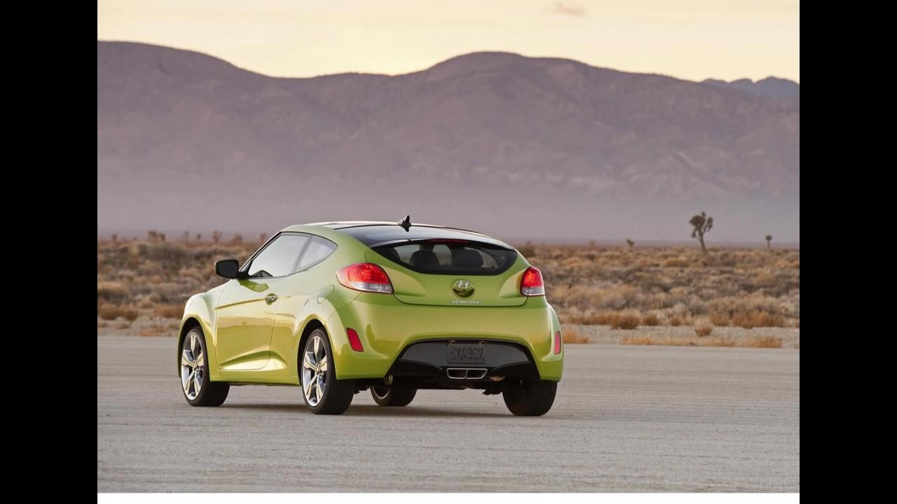 Antes do lançamento: Hyundai Veloster soma mais de 1.500 reservas