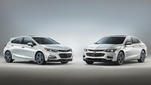 Chevy Malibu and Cruze RS hatchback concepts