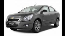 Chevrolet Cobalt e Spin ganham série especial Advantage