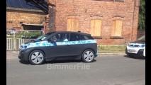 Versão de produção do BMW i3 é vista nas ruas