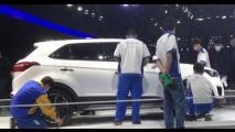 Fim do mistério: eis as primeiras imagens do Hyundai ix25