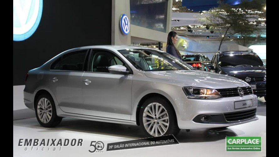 Volkswagen lança o Novo Jetta no Brasil com preços entre R$ 65.750 e R$ 89.520