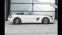 Mercedes revela edição especial de despedida SLS AMG GT Final Edition