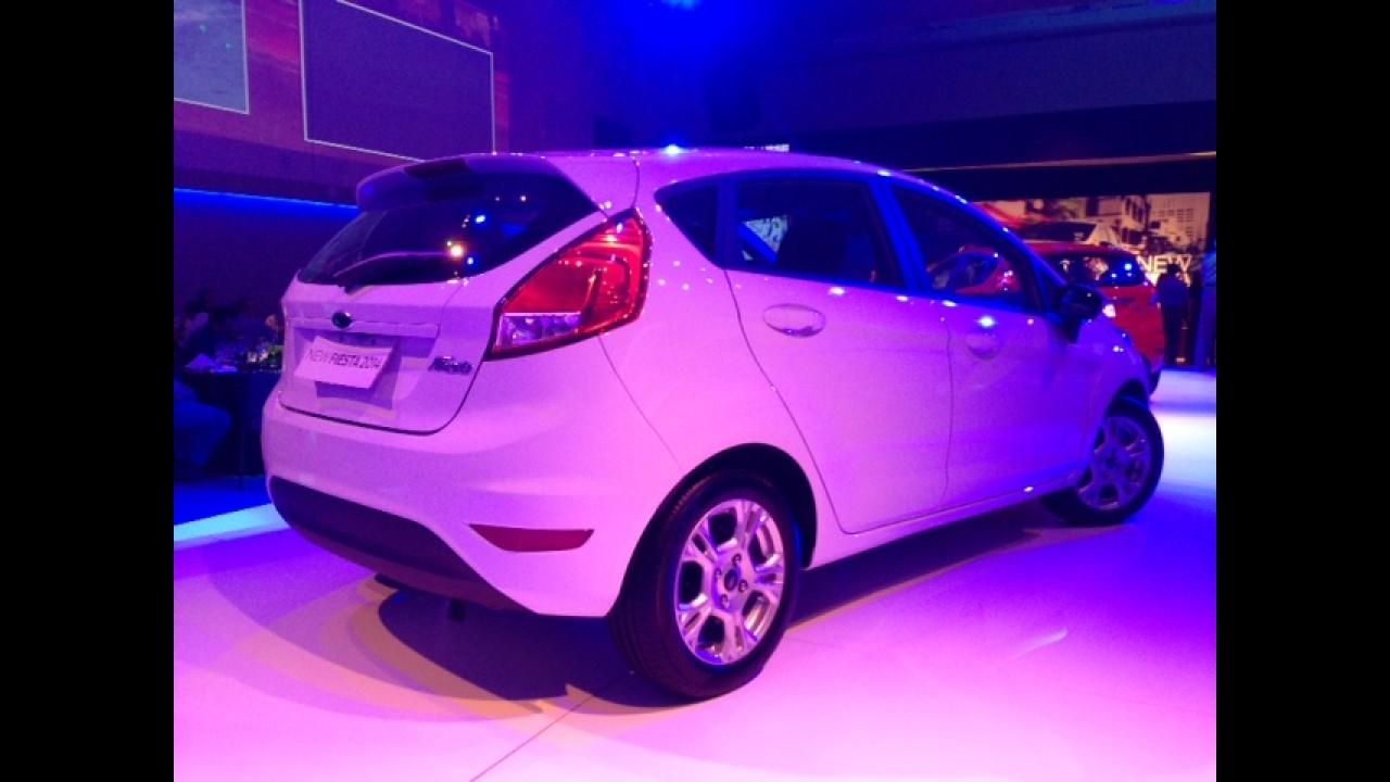 Ford New Fiesta, nacional e com motor 1.5, começa em R$ 38.990