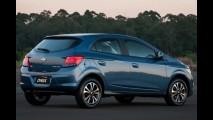Com 122 mil unidades, Onix foi o Chevrolet mais vendido do Brasil em 2013