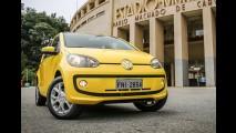 Com recorde de vendas em janeiro, VW up! comemora um ano de mercado
