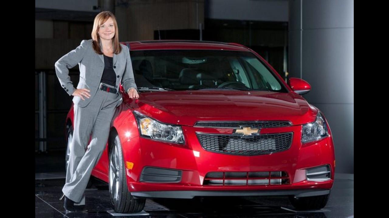 Mary Barra é nova CEO da GM e primeira mulher no mundo a liderar uma montadora