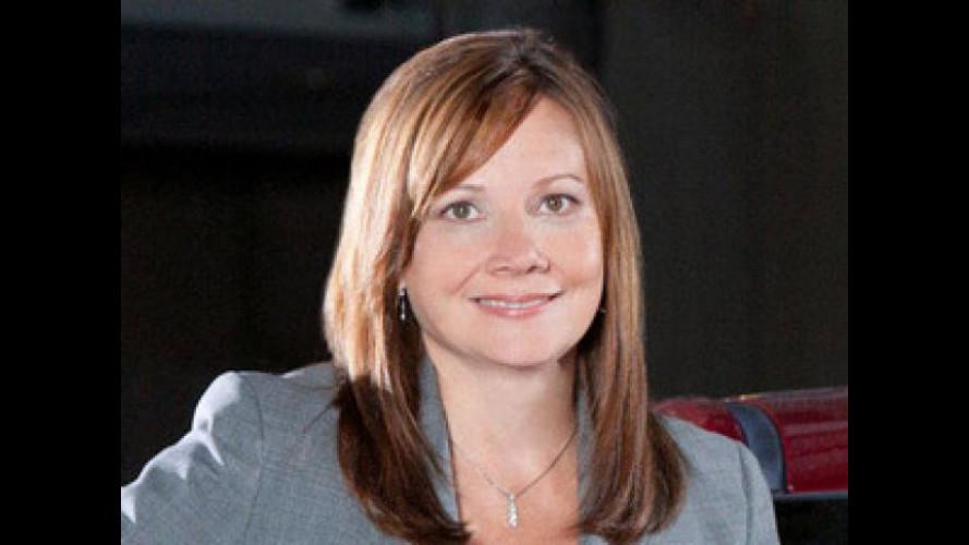 General Motors, Mary Barra è la nuova numero uno