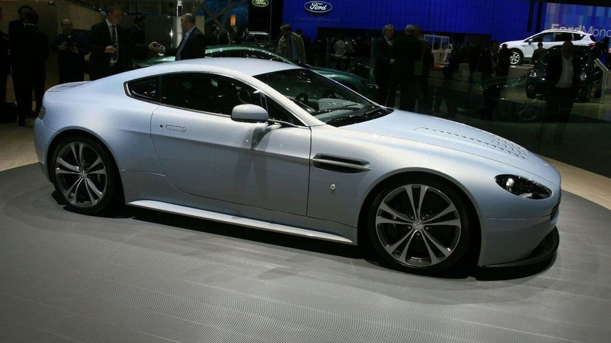 Rumors: Aston Martin DBS Volante and Vantage V12 to Debut in Geneva