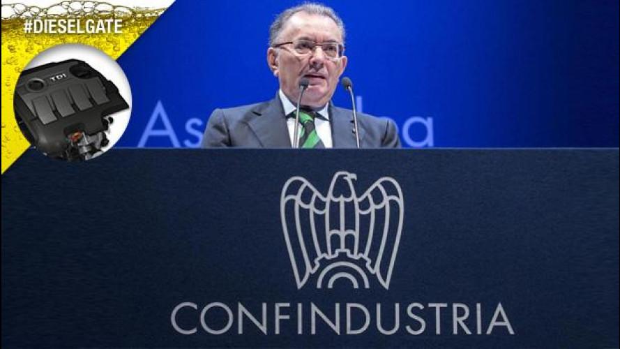 Dieselgate Volkswagen, le preoccupazioni di Confindustria