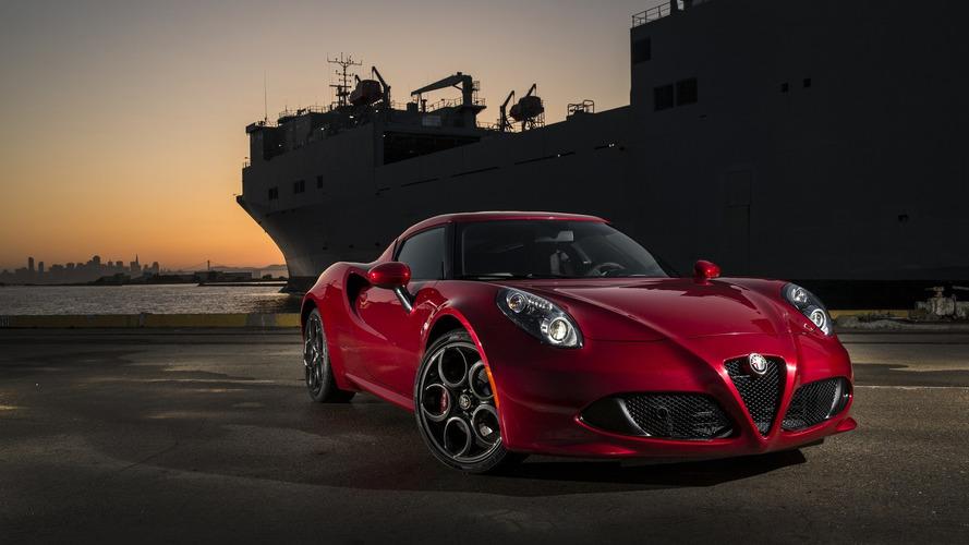 Alfa Romeo - Une 4C Quadrifoglio Verde pour la fin ?