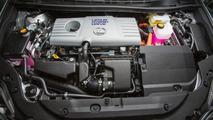 2016 Lexus CT 200h unveiled with minor updates