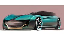 2023 VW Sports Car Concept