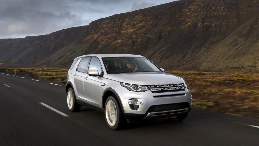 Promoção reduz preços dos Land Rover Discovery Sport e Range Rover Evoque