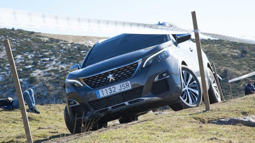 Un día en familia con el Peugeot SUV Trophy