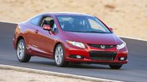 2012 Honda Civic Si Coupe