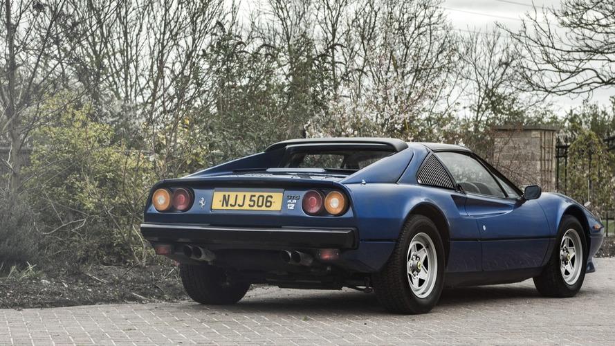 1985 Ferrari 308 GTS QV with V12 engine