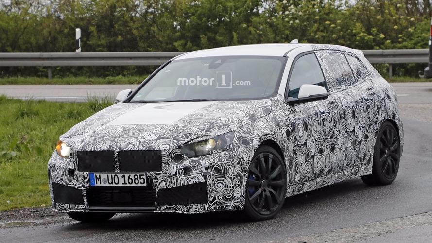 2019 BMW 1 Serisi casuslara yakalandı